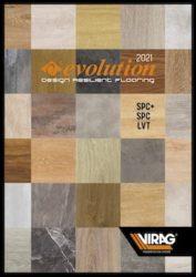 Evolution – catalogo