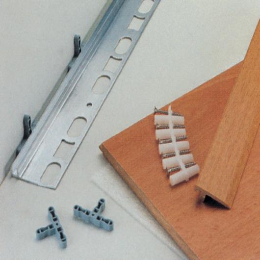 Base M15 – barre da 270 cm (per spessori da 11 a 15 mm)