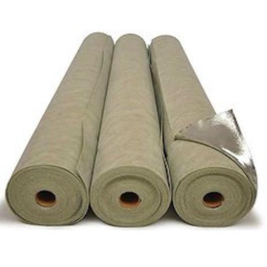 Materassino Polirex Thermo per riscaldamento/raffrescamento pavimento con barriera a vapore – h100 cm x 8,5 mtl