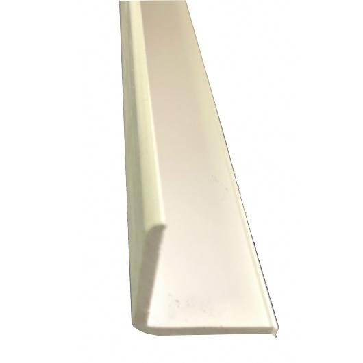 Coprispigolo Bianco 25x25mm