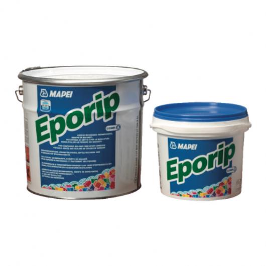 Eporip 2K: adesivo epossidico bicomponente, esente da solventi, per la sigillatura monolitica di fessure nei massetti