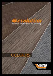Evolution Air – Colour chart