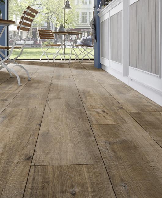 Il meglio dell'estetica e della resistenza per i pavimenti della tua casa