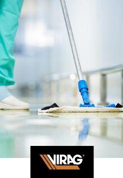 Contact Antistatico/Conduttivo – istruzioni di pulizia