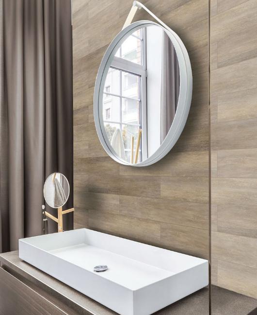 Dai stile al bagno con i rivestimenti murali in PCV