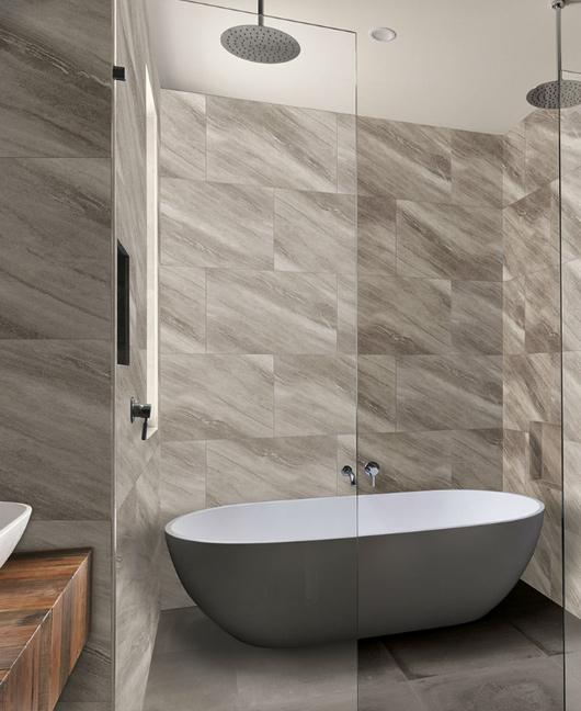 Progettare un bagno funzionale e di tendenza