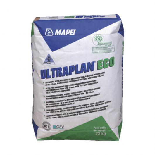 Ultraplan Eco: lisciatura autolivellante ad indurimento ultrarapido per spessori da 1 a 10 mm
