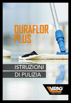 Duraflor Plus – Istruzioni di pulizia
