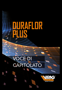 Duraflor Plus – Voce di capitolato