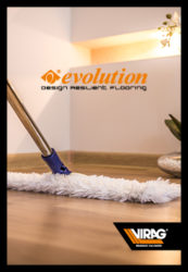 Pavimenti Evolution – Istruzioni di pulizia