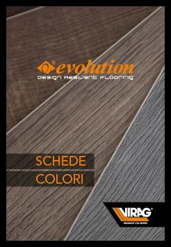 Evolution Trend – Schede colori