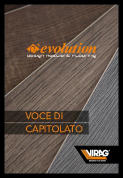 Evolution Zero – Voce di capitolato