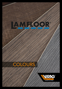 Lamfloor 33 – Colour chart