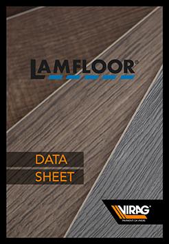 Lamfloor Wide – Technical data sheet