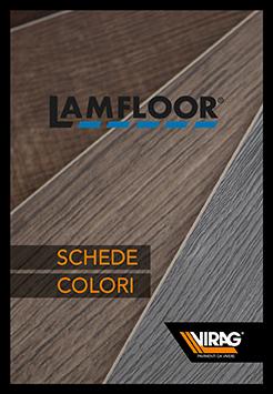 Lamfloor 33 – Schede colori