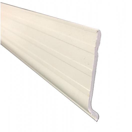 Zoccolino Semirigido Bianco H7 cm